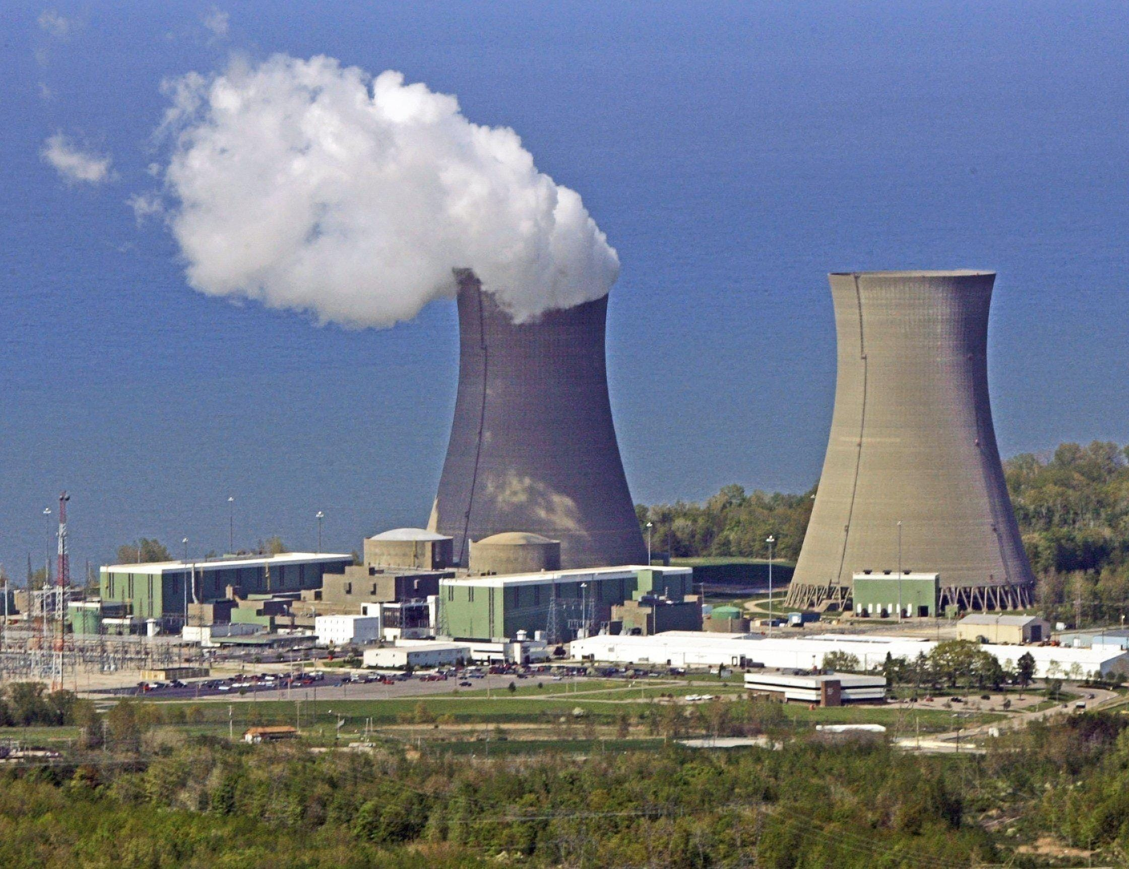 FirstEnergy power plant