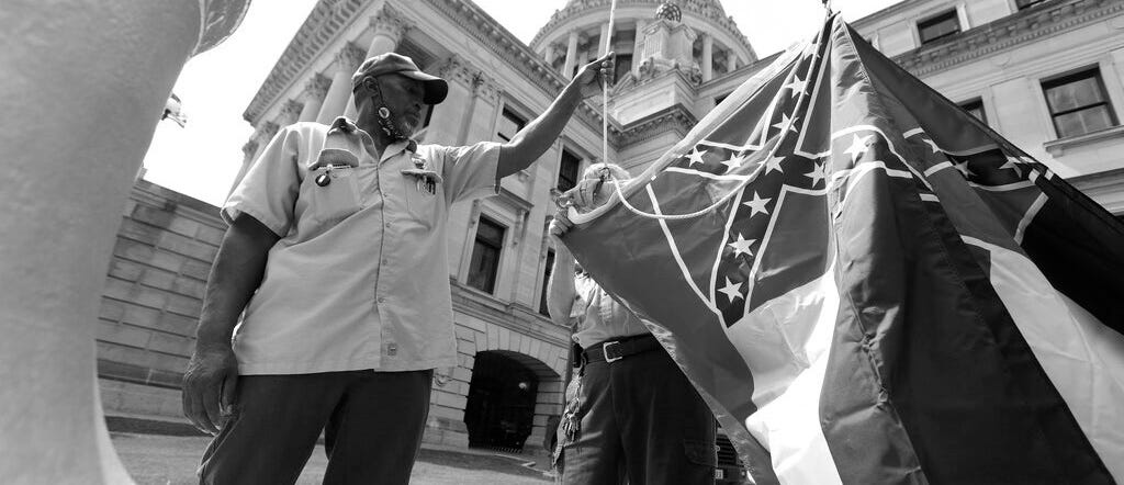 Here are the key moments that led to Mississippi changing its 126-year-old flag: