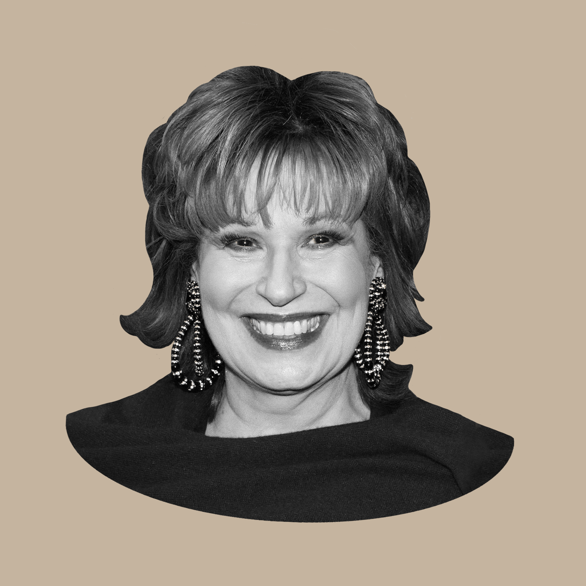 Headshot of Joy Behar