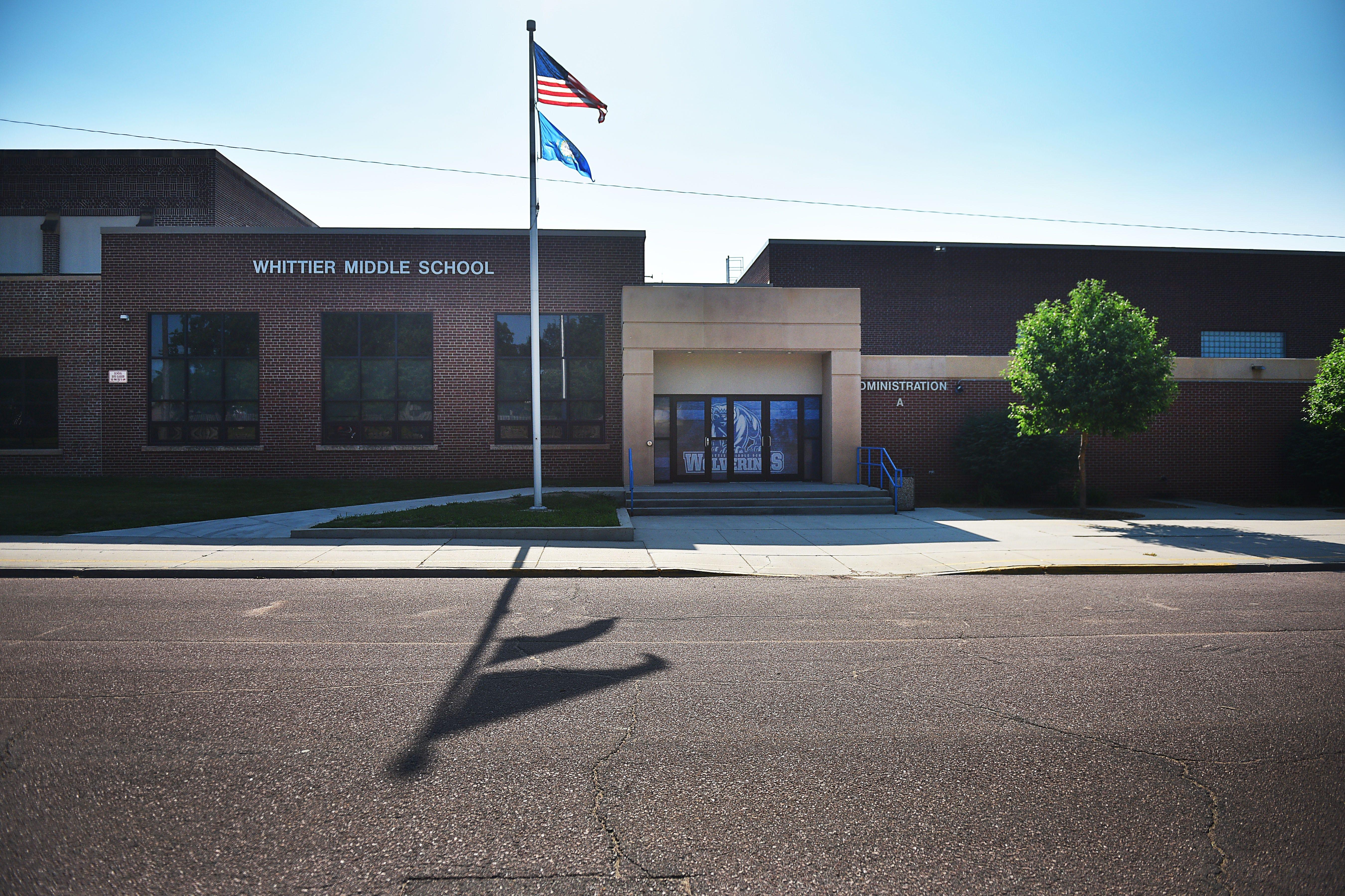 Whitter Middle School South Dakota