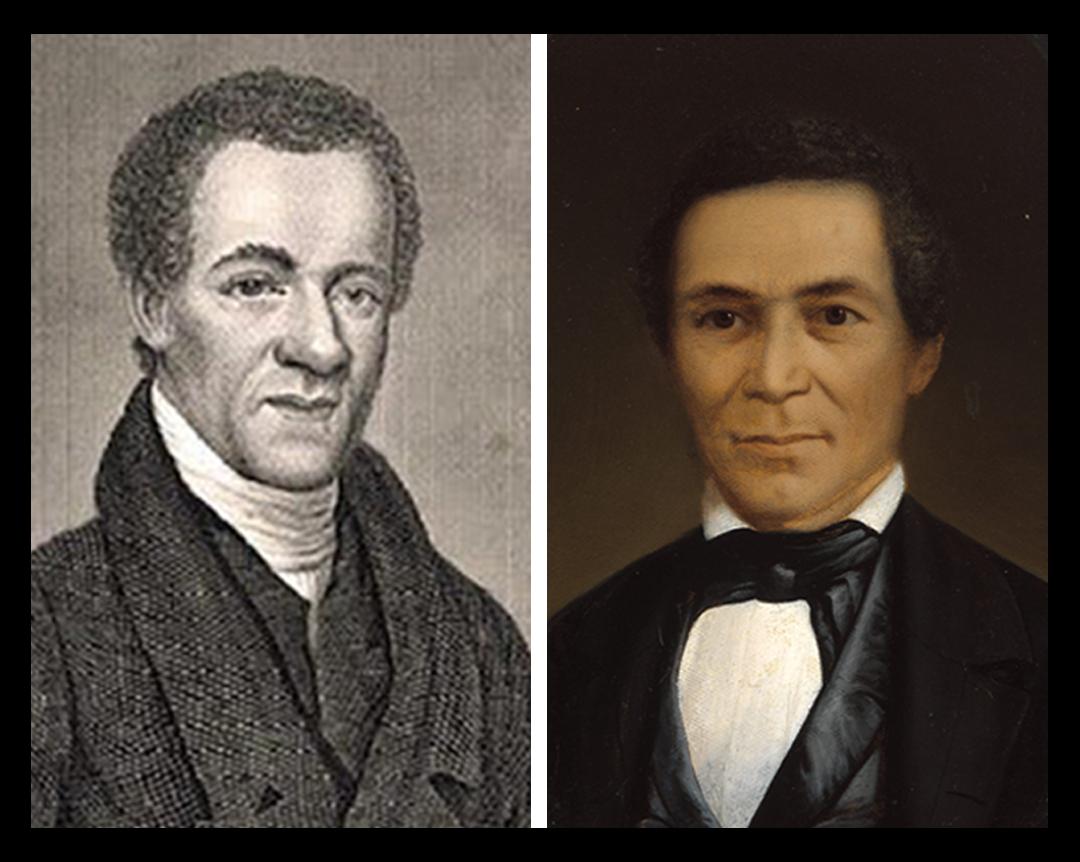 Samuel Cornish and John Russwurm