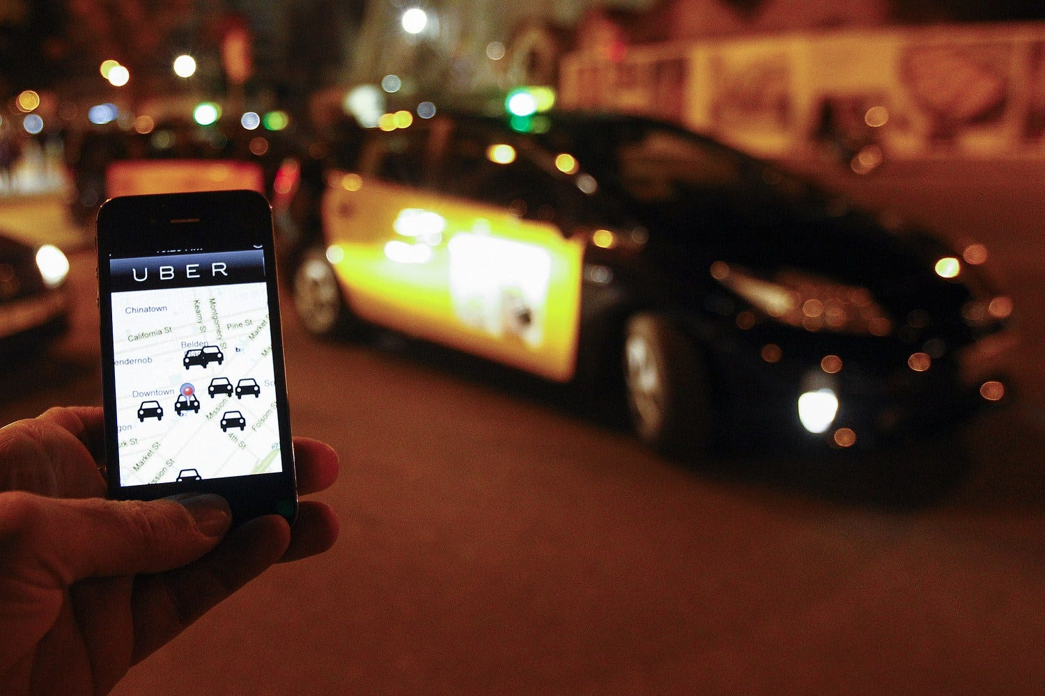 Will rider safety be the Achilles heel for Uber?