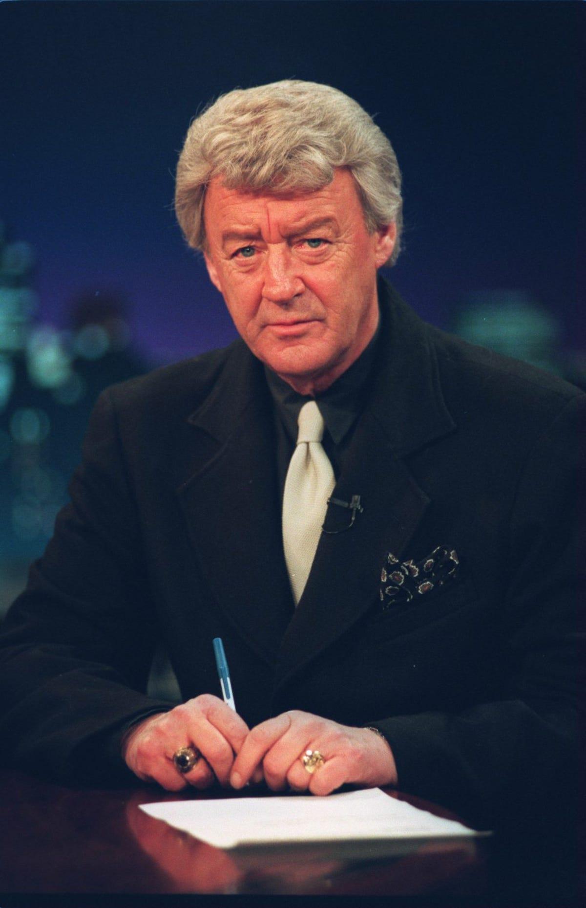 Bill Bonds, former Detroit TV news anchor, dies