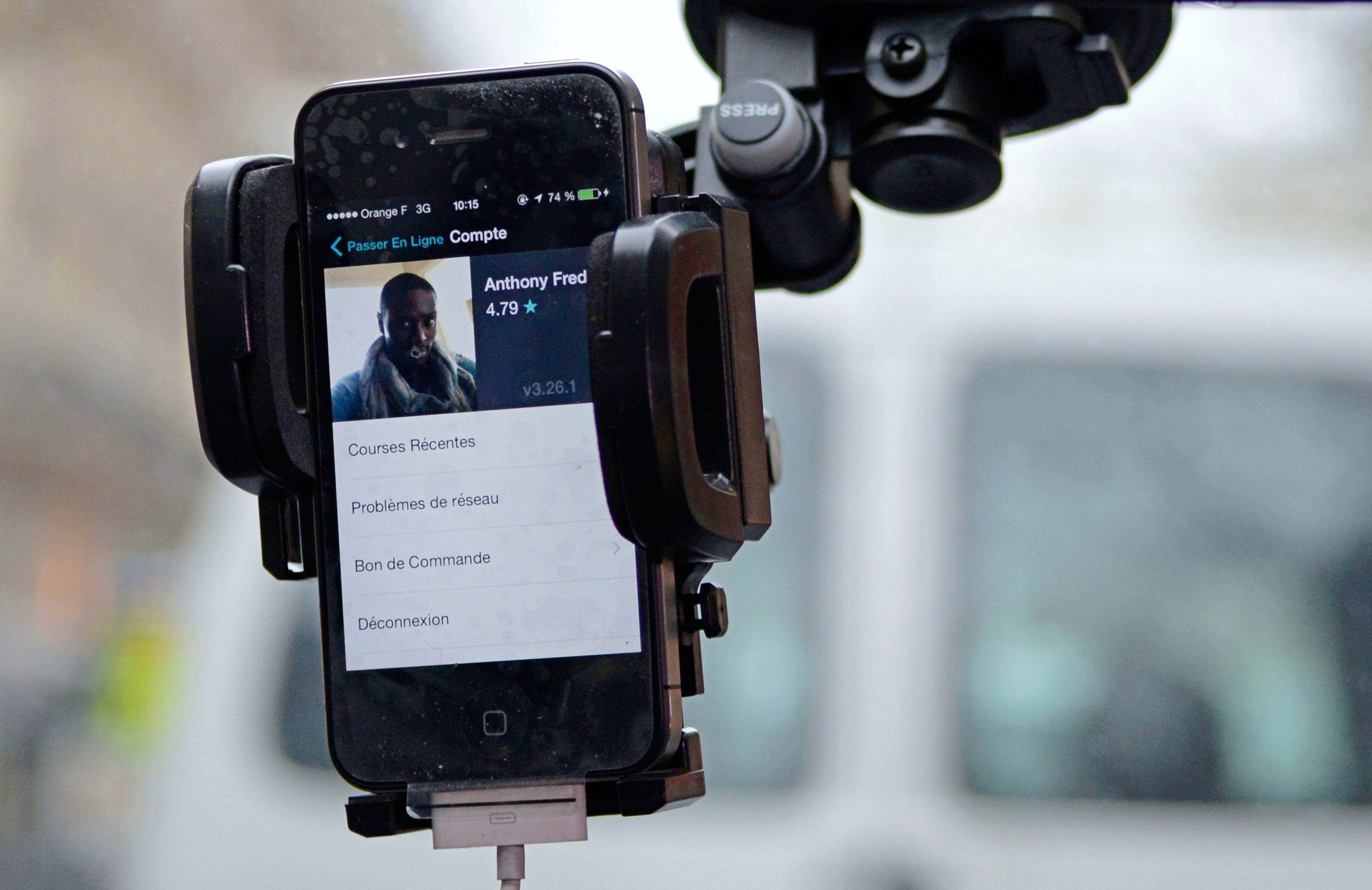 France to ban Uber's low cost service in 2015