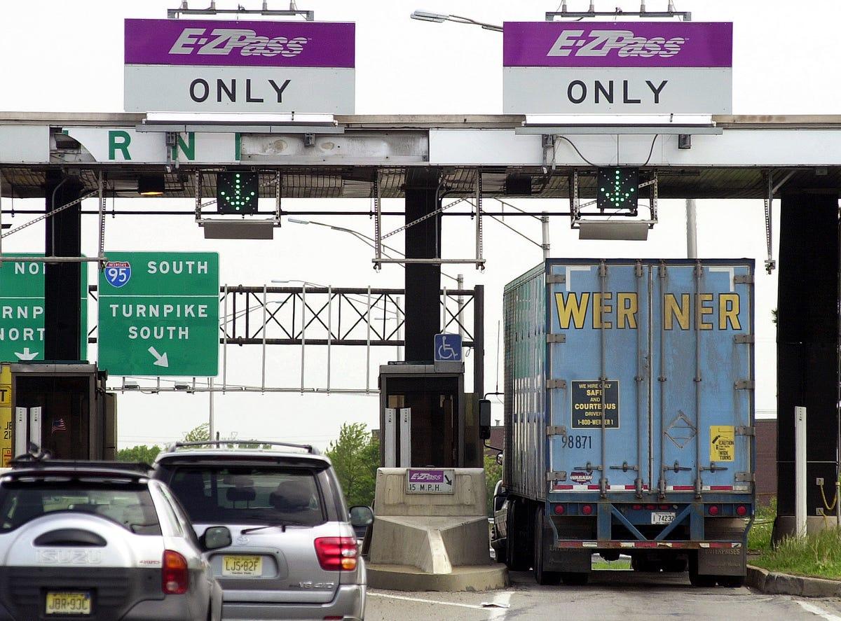 Not just tolls: E-Z Pass keeping an eye on speeders