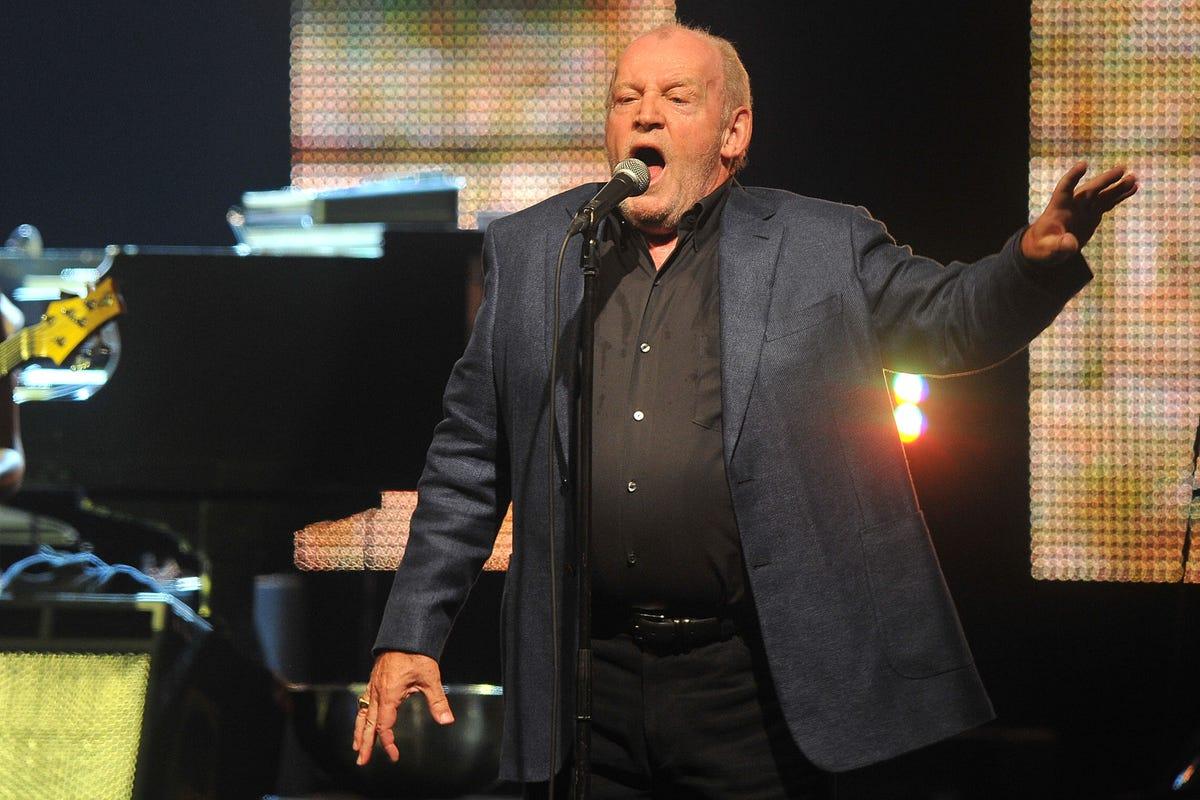 English singer Joe Cocker dies at 70