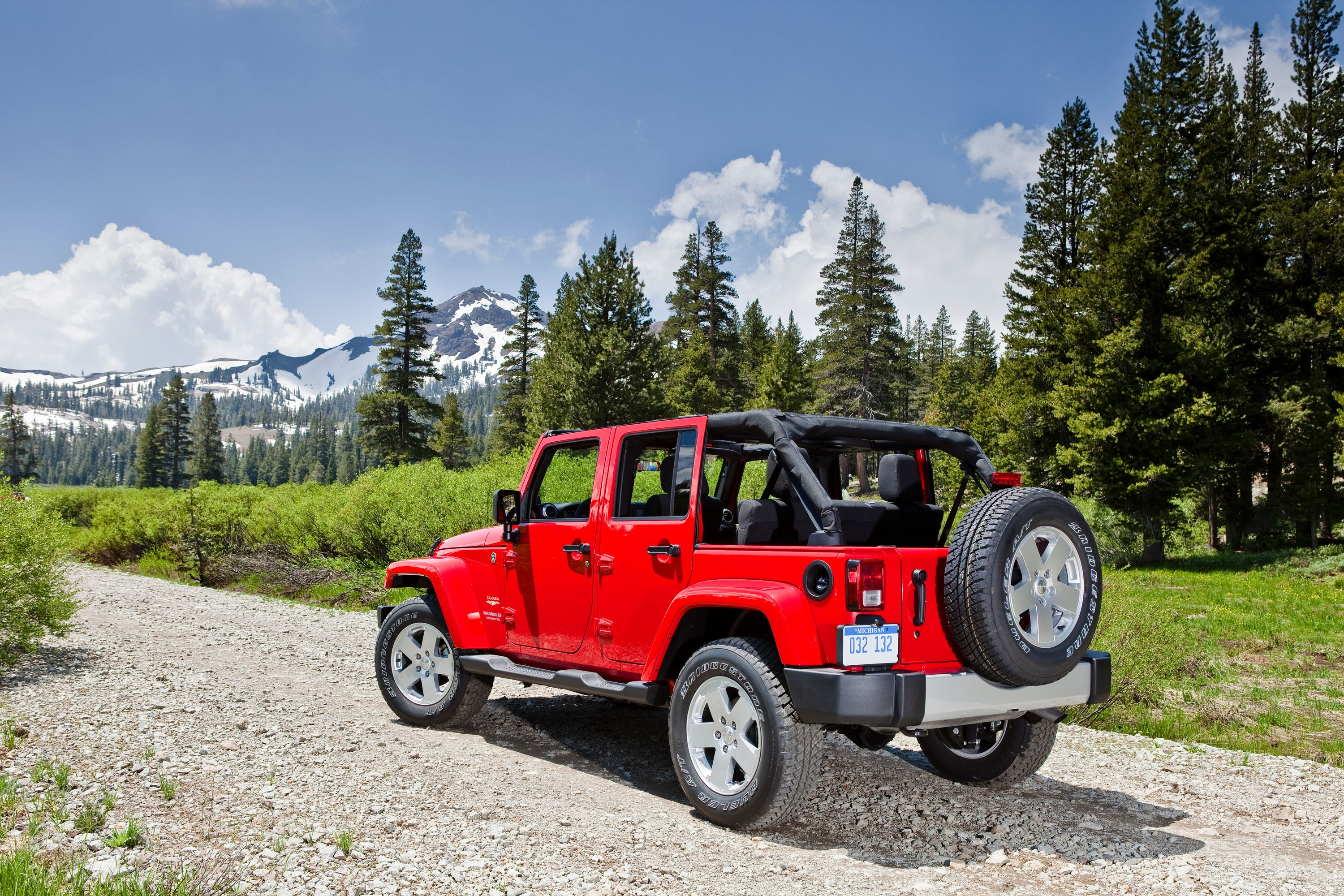 Jeep tops 'Consumer Reports' list of worst car values