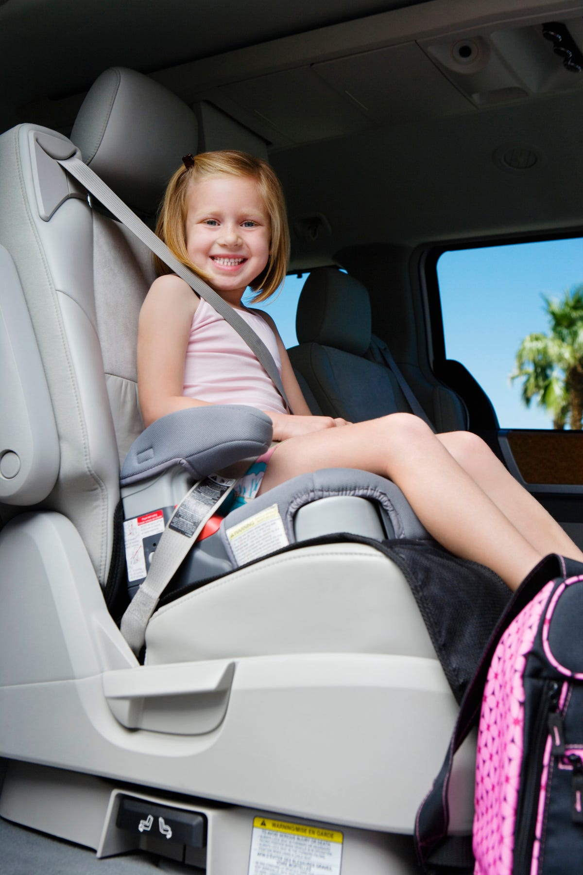 Booster Seat Law Begins With New Year