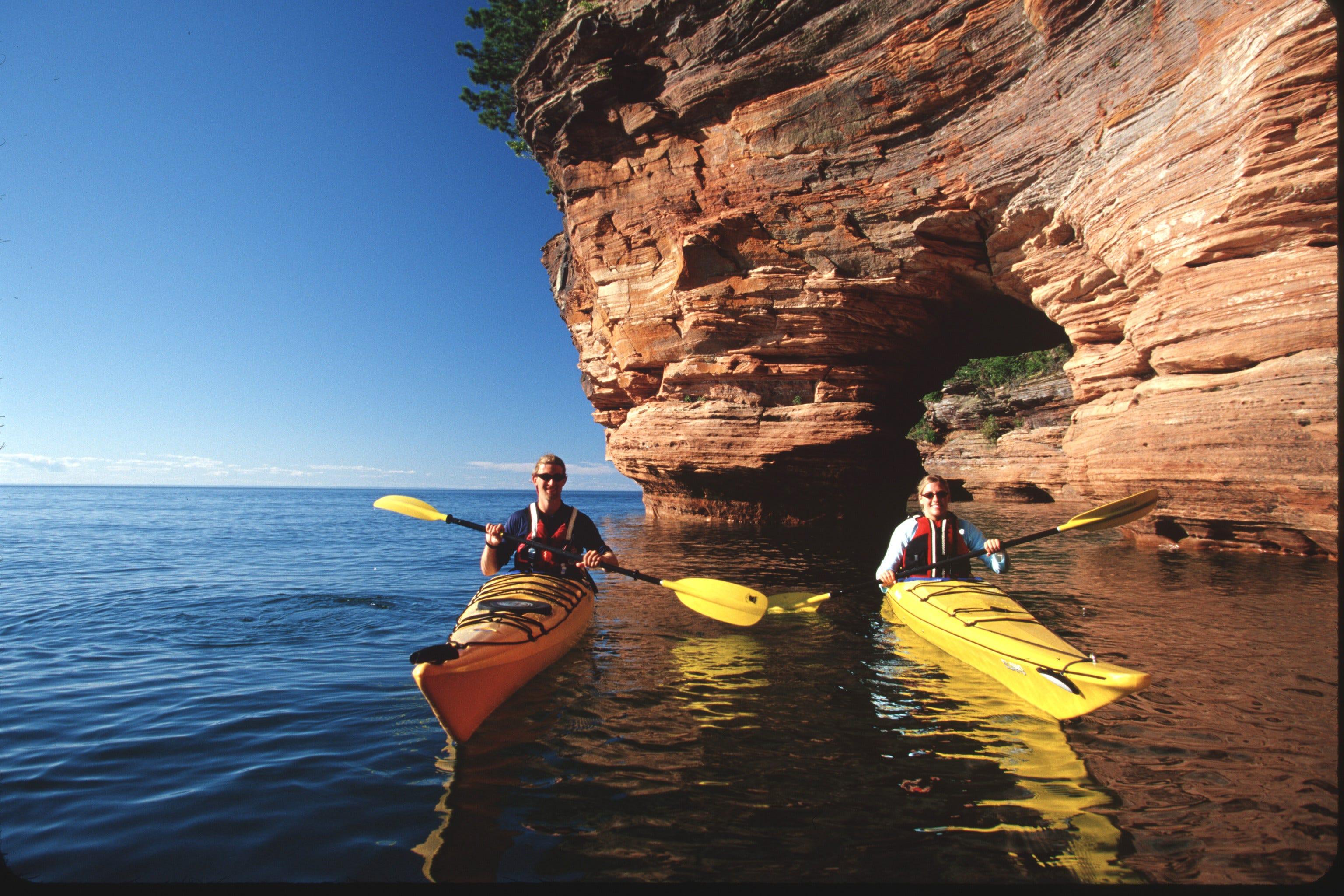 7 natural wonders in Wisconsin
