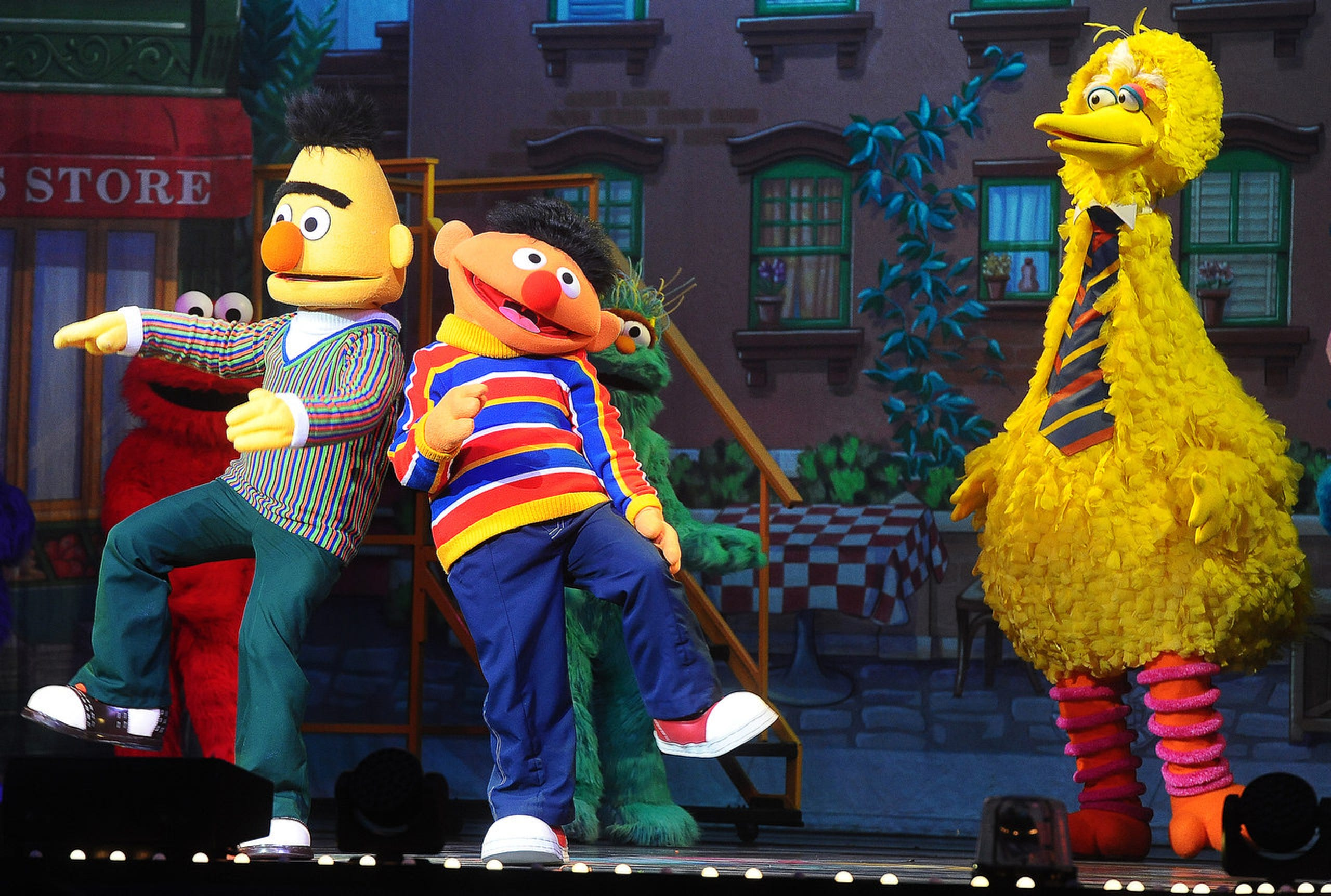 Photos Sesame Street Live Let S Dance