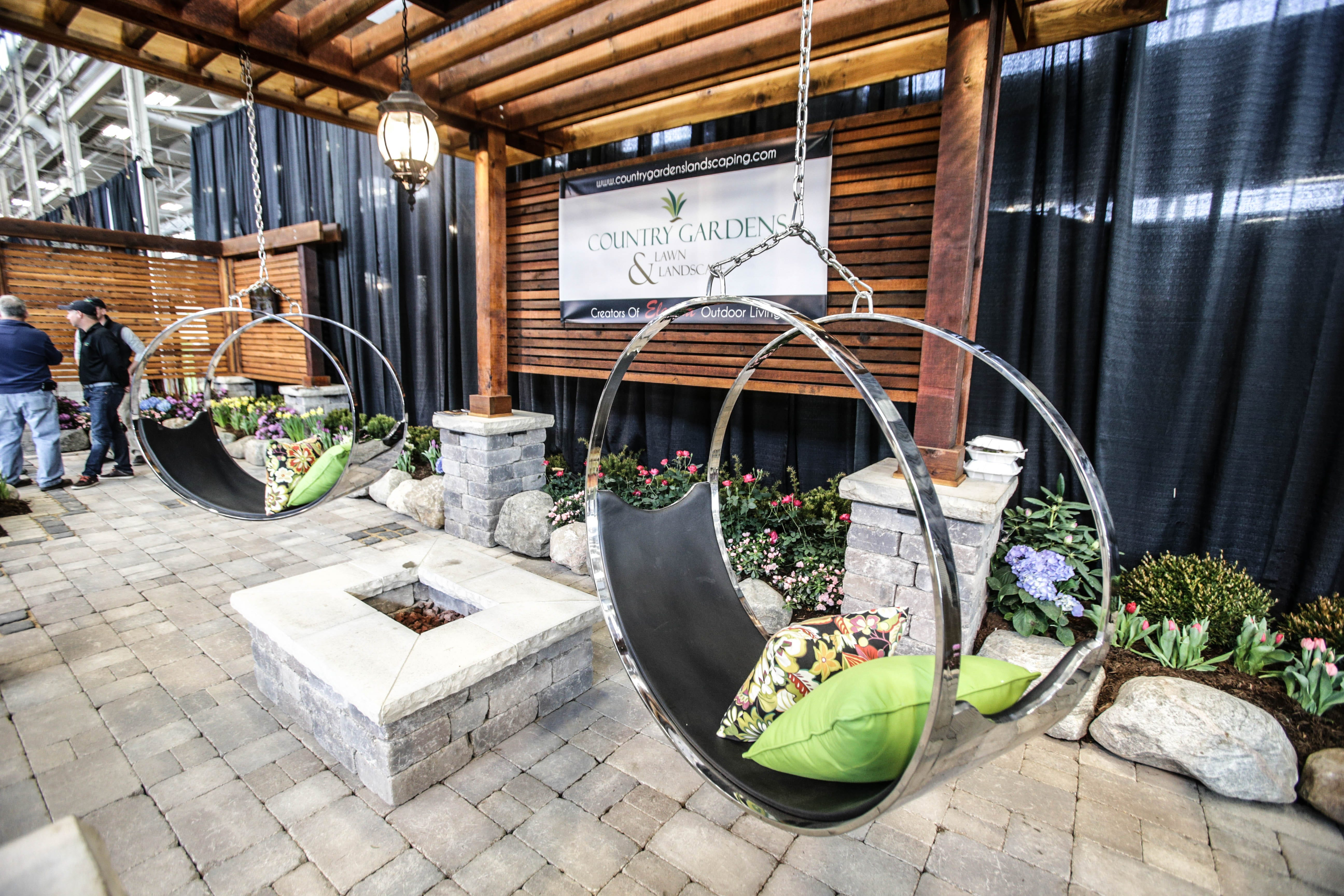 Highlights from the 2015 Indianapolis Home Show