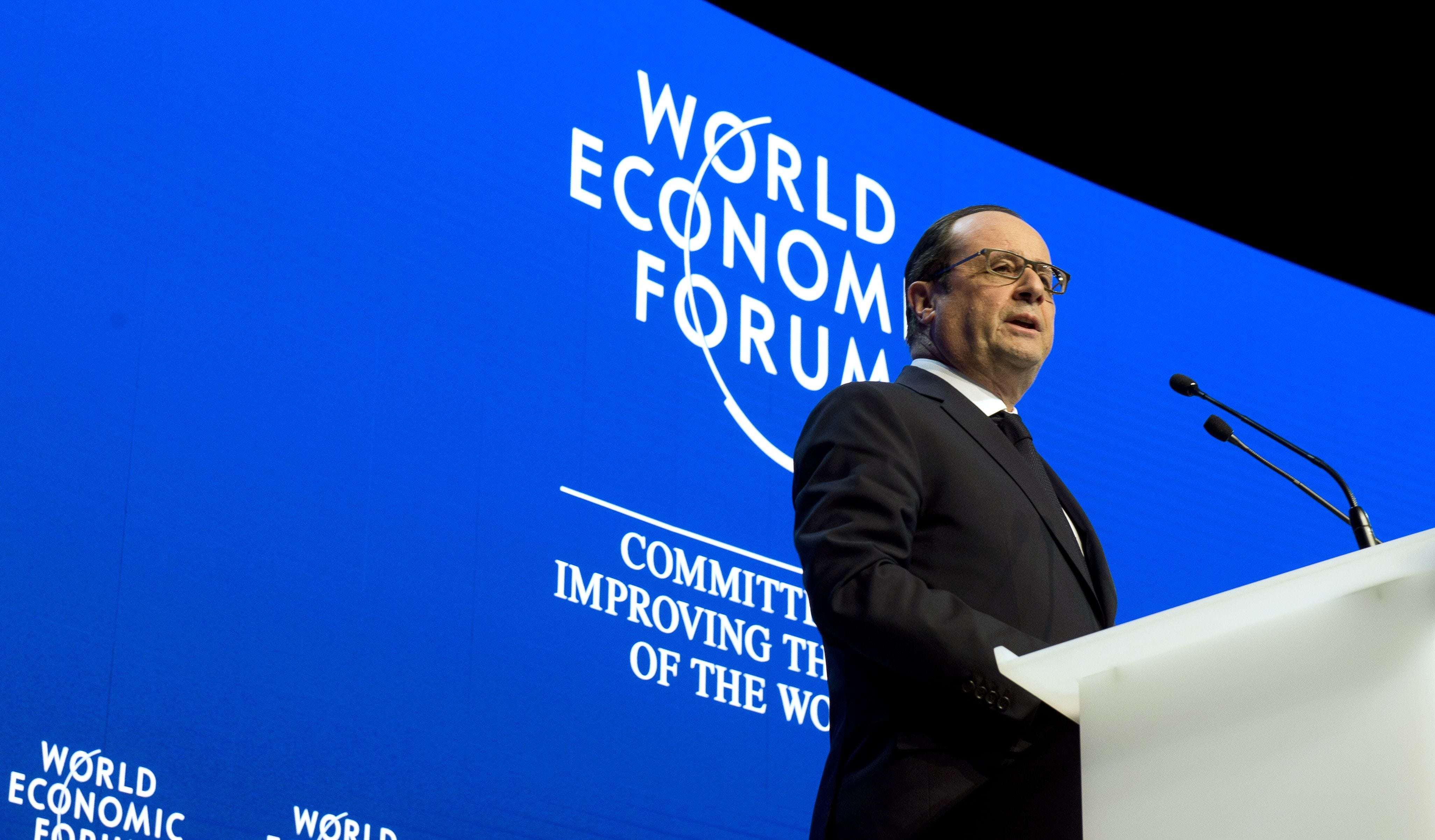 #Davos2015: Friday highlights