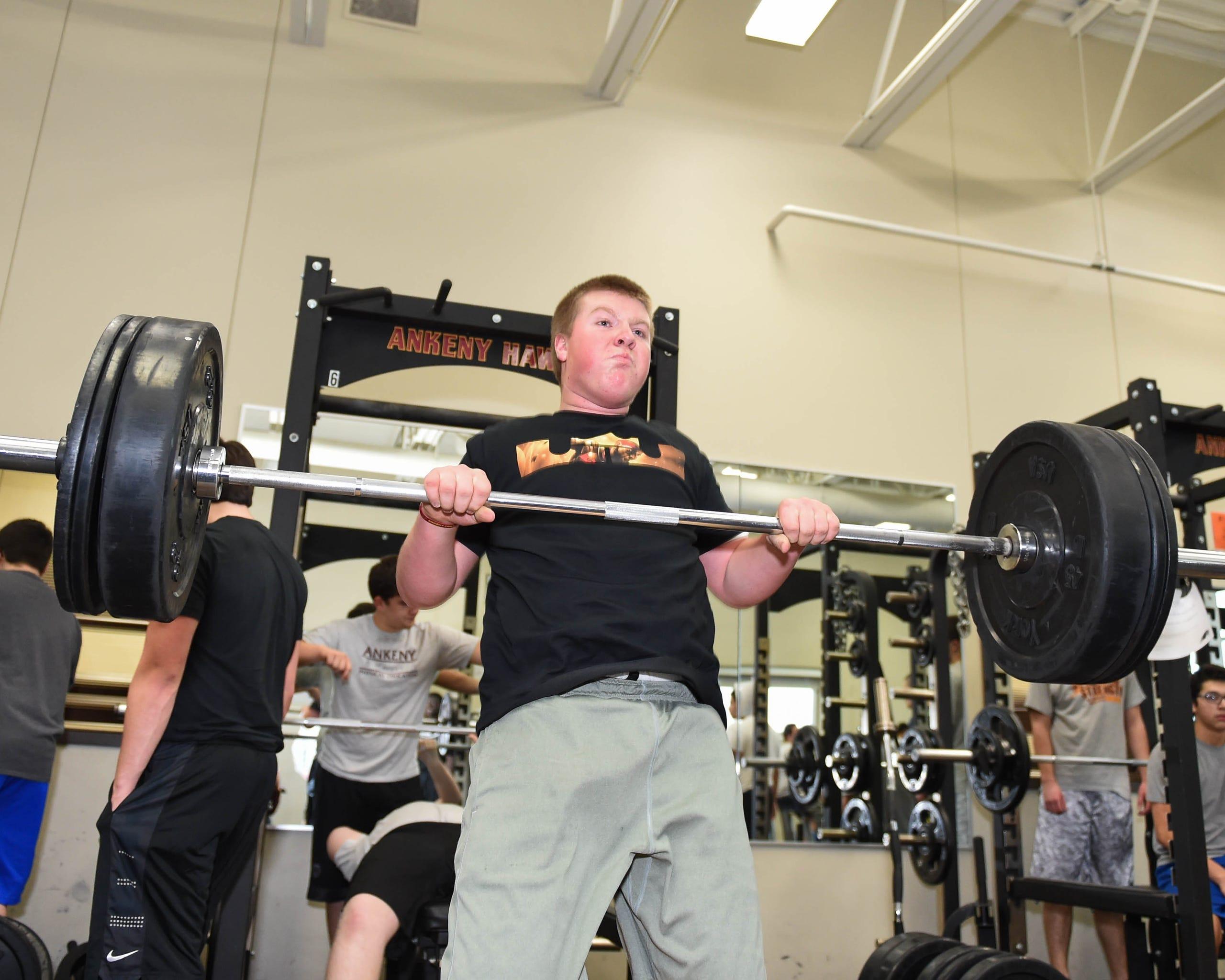 25 photos: Ankeny High strength training