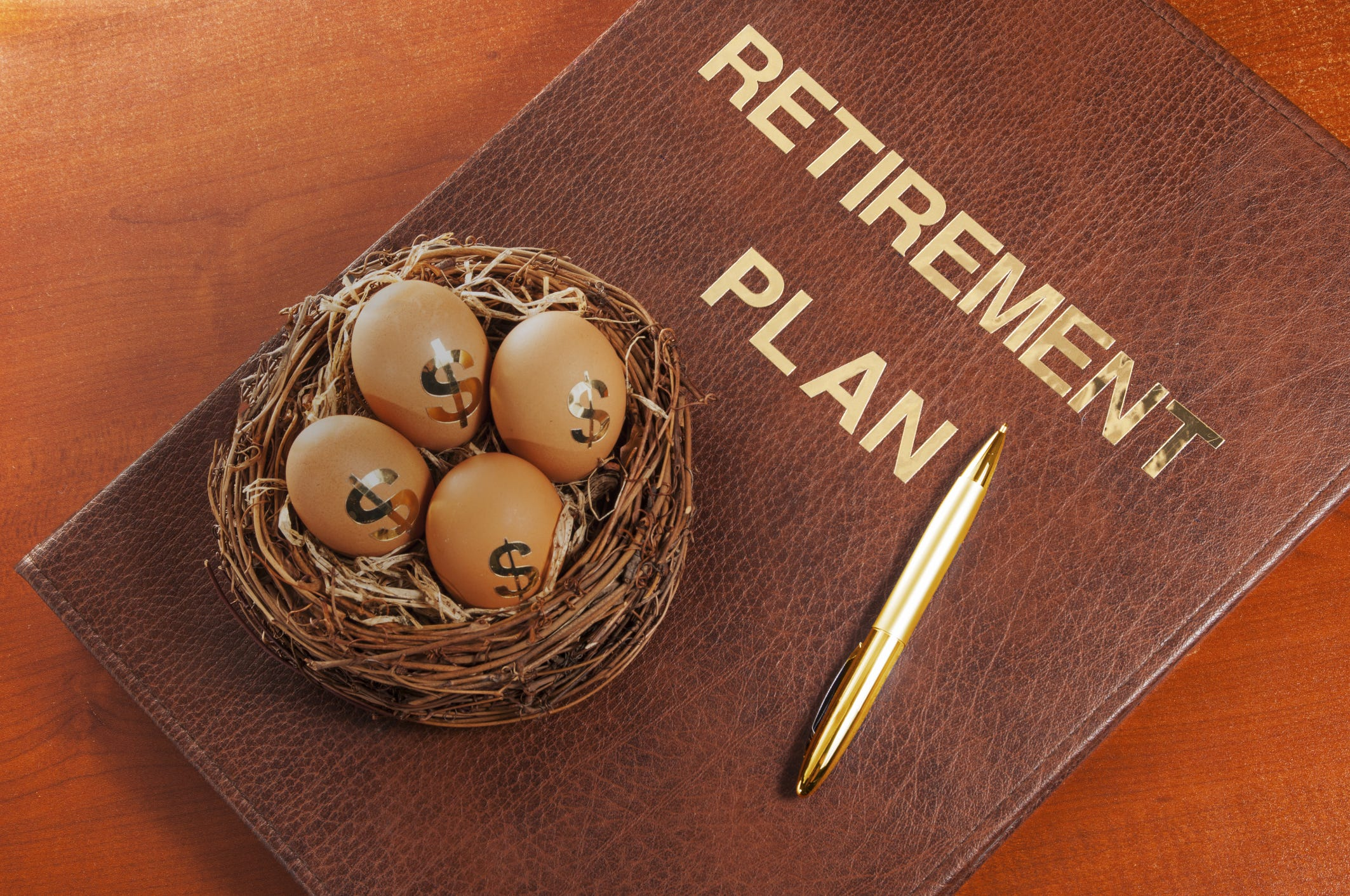 What to do when behind on retirement savings
