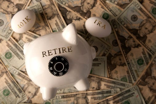 5 Steps to prepare for a 2015 retirement
