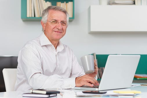 Need extra income in retirement? Try freelancing
