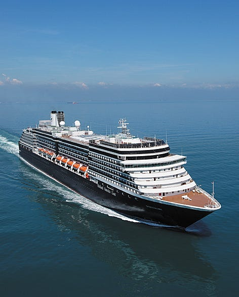 Relief, frustration, skepticism and medical needs: Life on Holland America cruise ship stuck in limbo