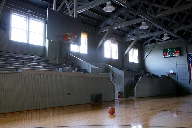 Like many old gyms around Indiana, the Knightstown gym sat empty and mostly forgotten until a film crew descended on the community in the 1980s.