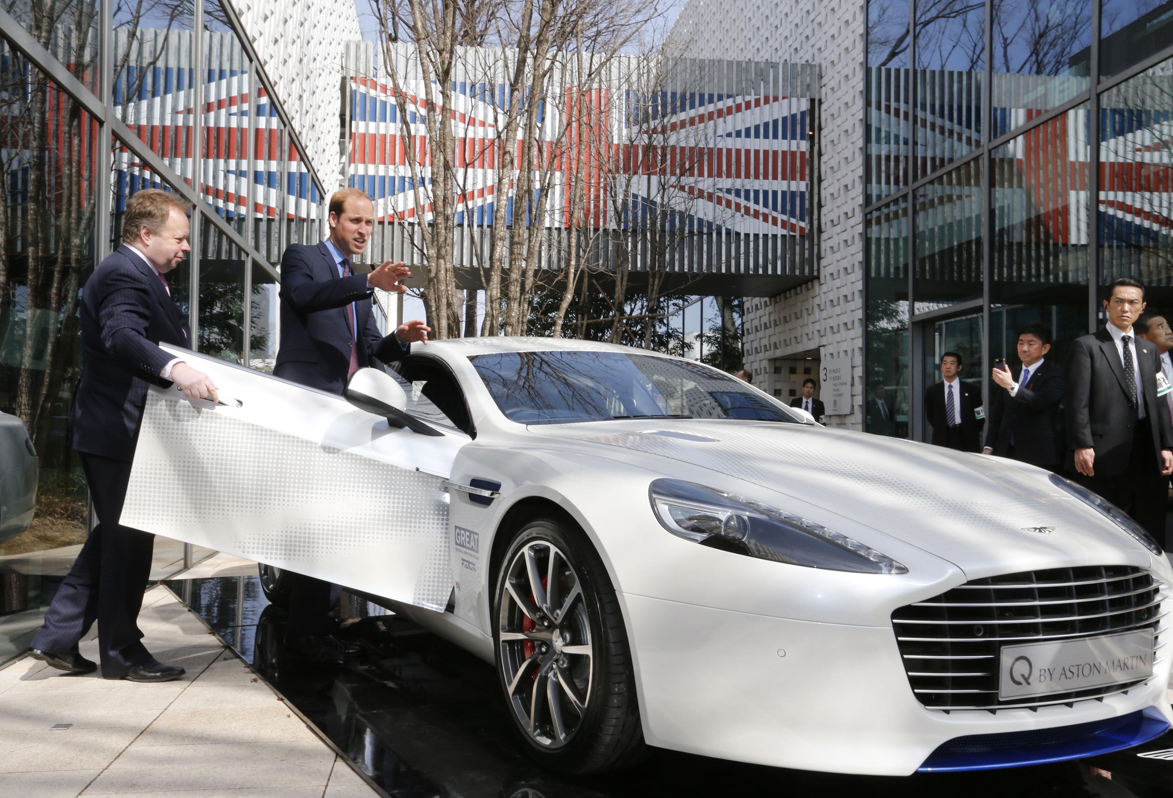 APTOPIX Japan Britain Royal Visit nyang sheboygan press 4