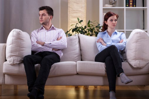 5 biggest divorce mistakes financially