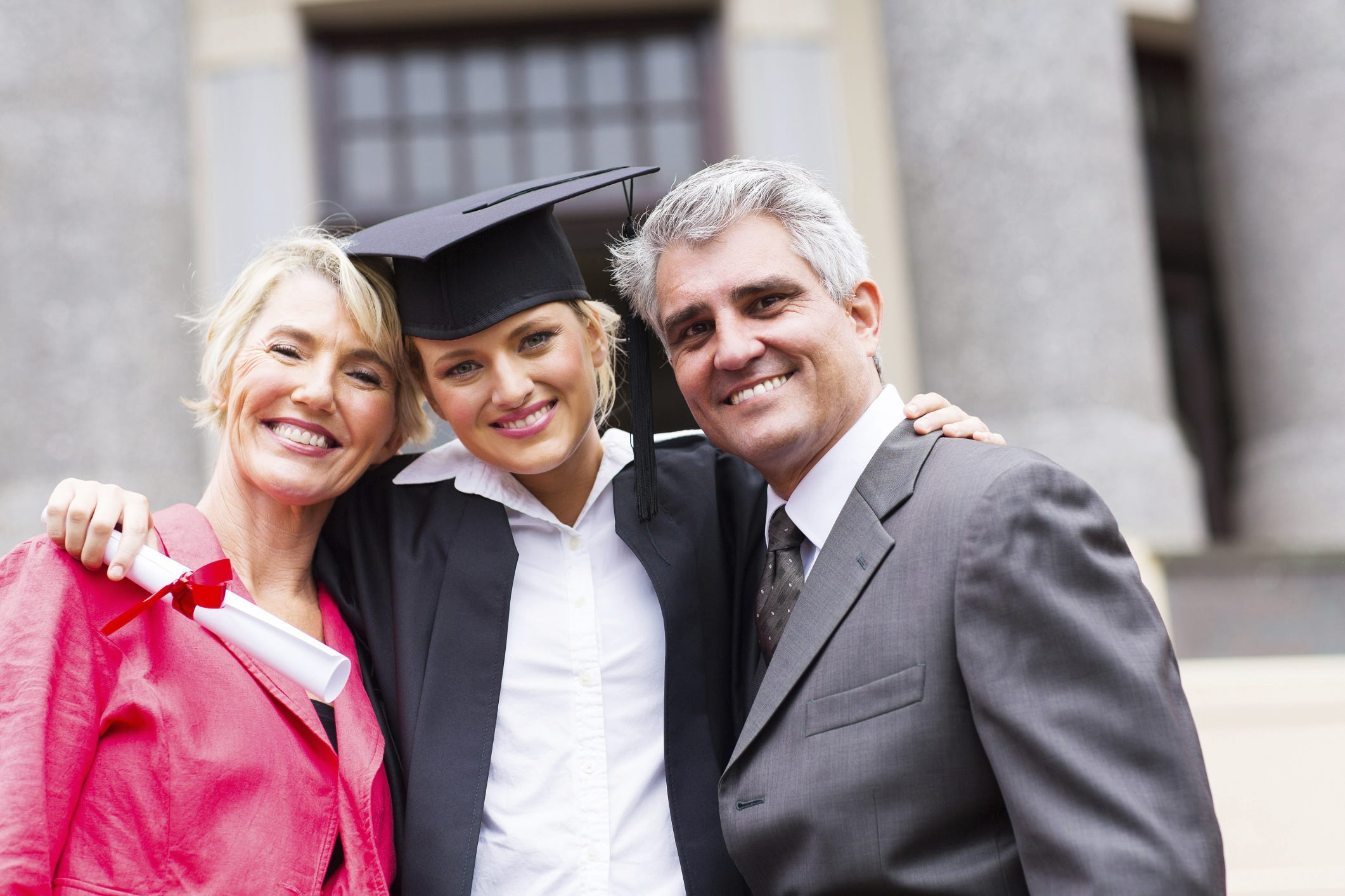 For many parents, paying tuition tops retirement