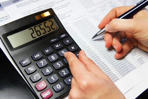 Your finances: 5 numbers you have to know