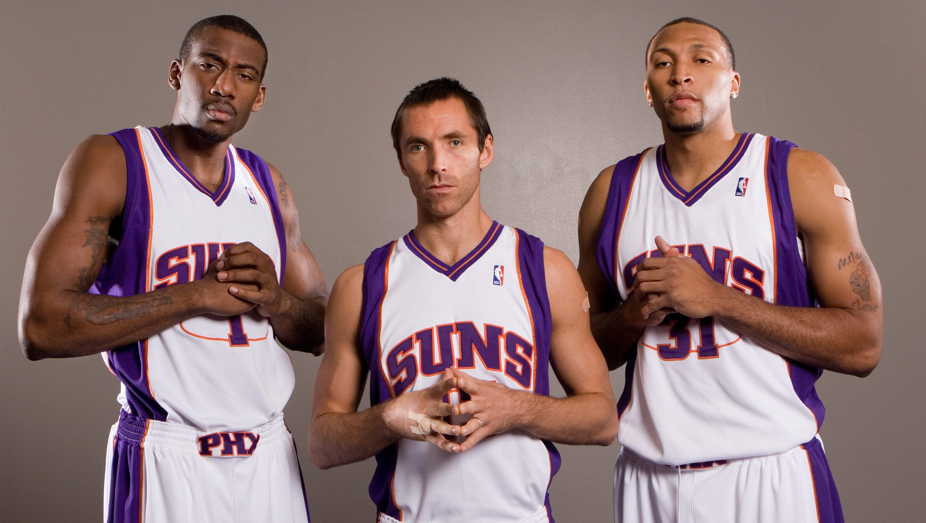 Who are your four favorite Phoenix Suns? Let the discussion begin