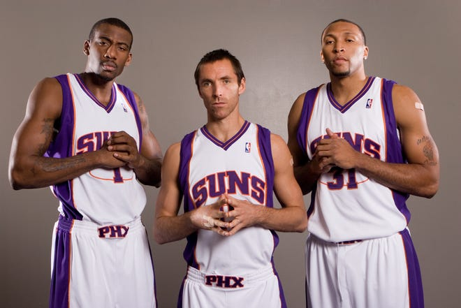 Amare Stoudemire, Steve Nash and Shawn Marion are among the best first-round picks in Suns history.