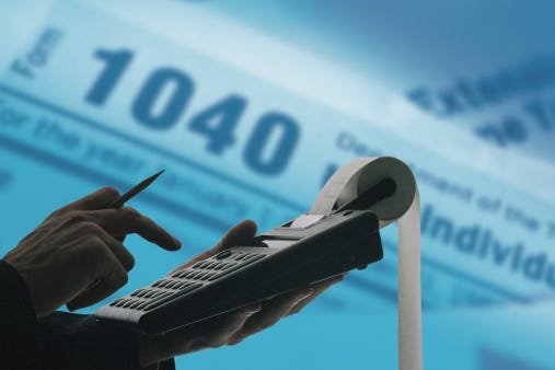 Tax tips: Quick tips to make filling less painful