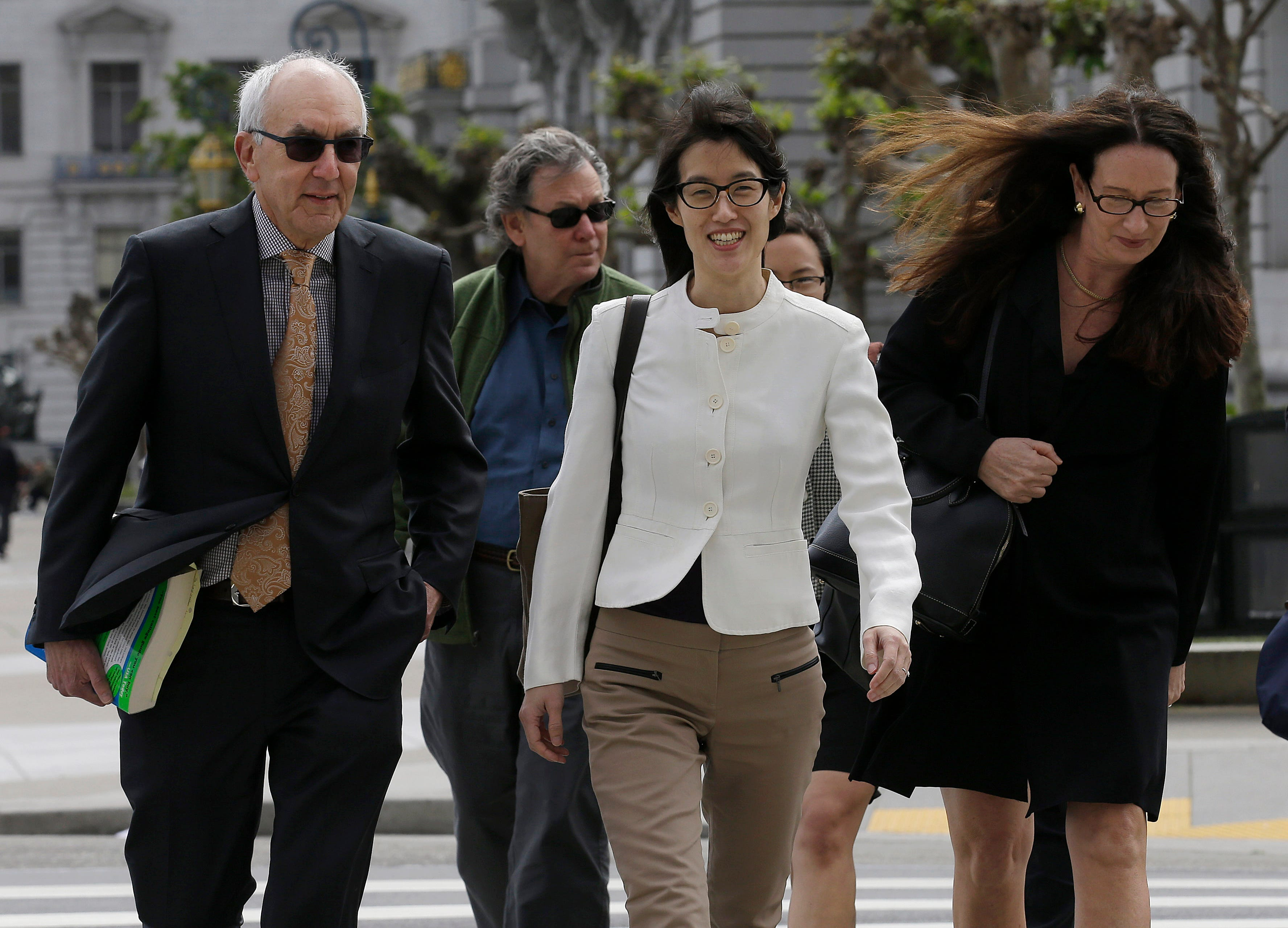 Ellen Pao says it's time to 'shake out' people in tech who don't believe in inclusion
