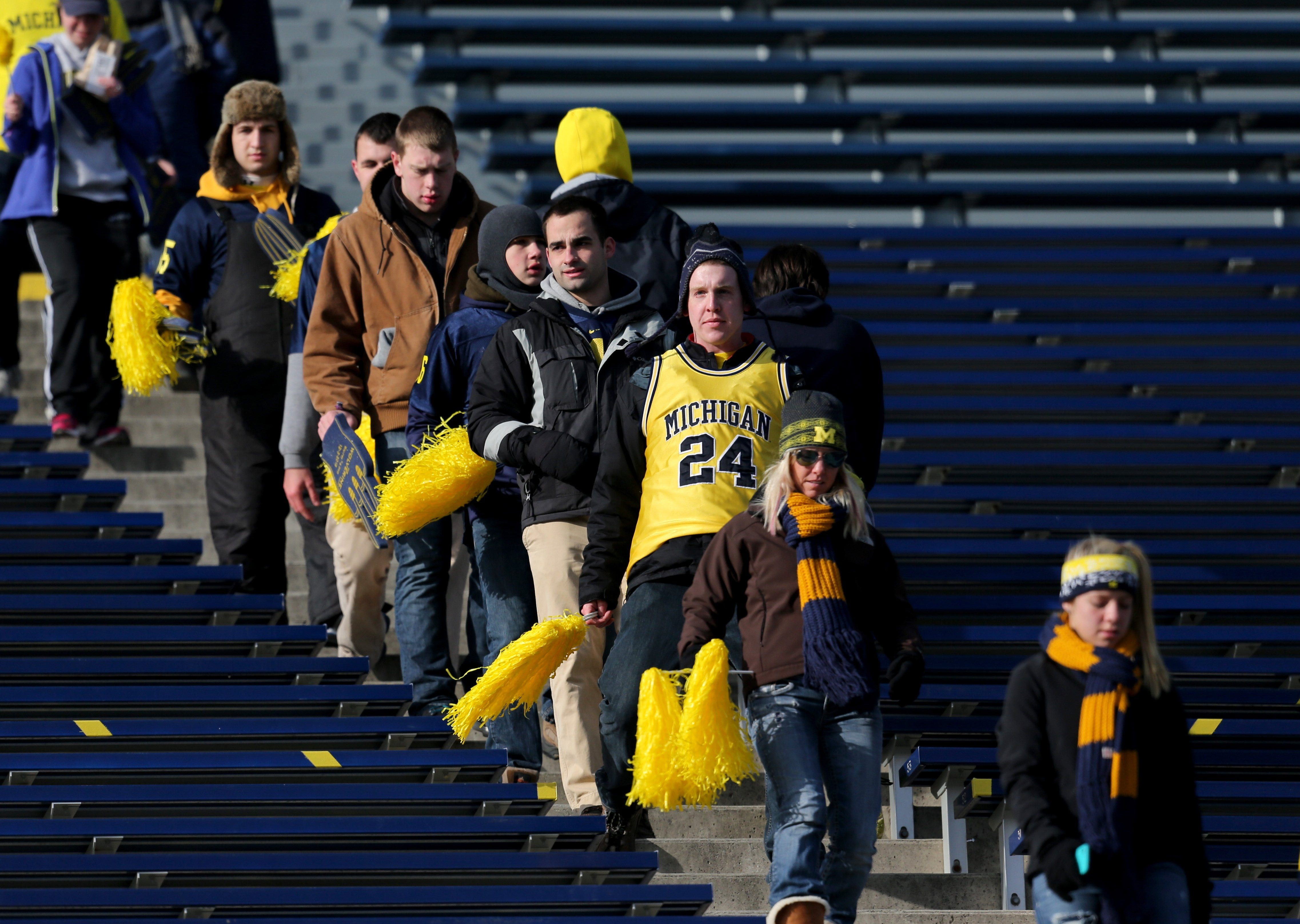 Michigan ditches dynamic pricing on football tickets | Detroit Free Press