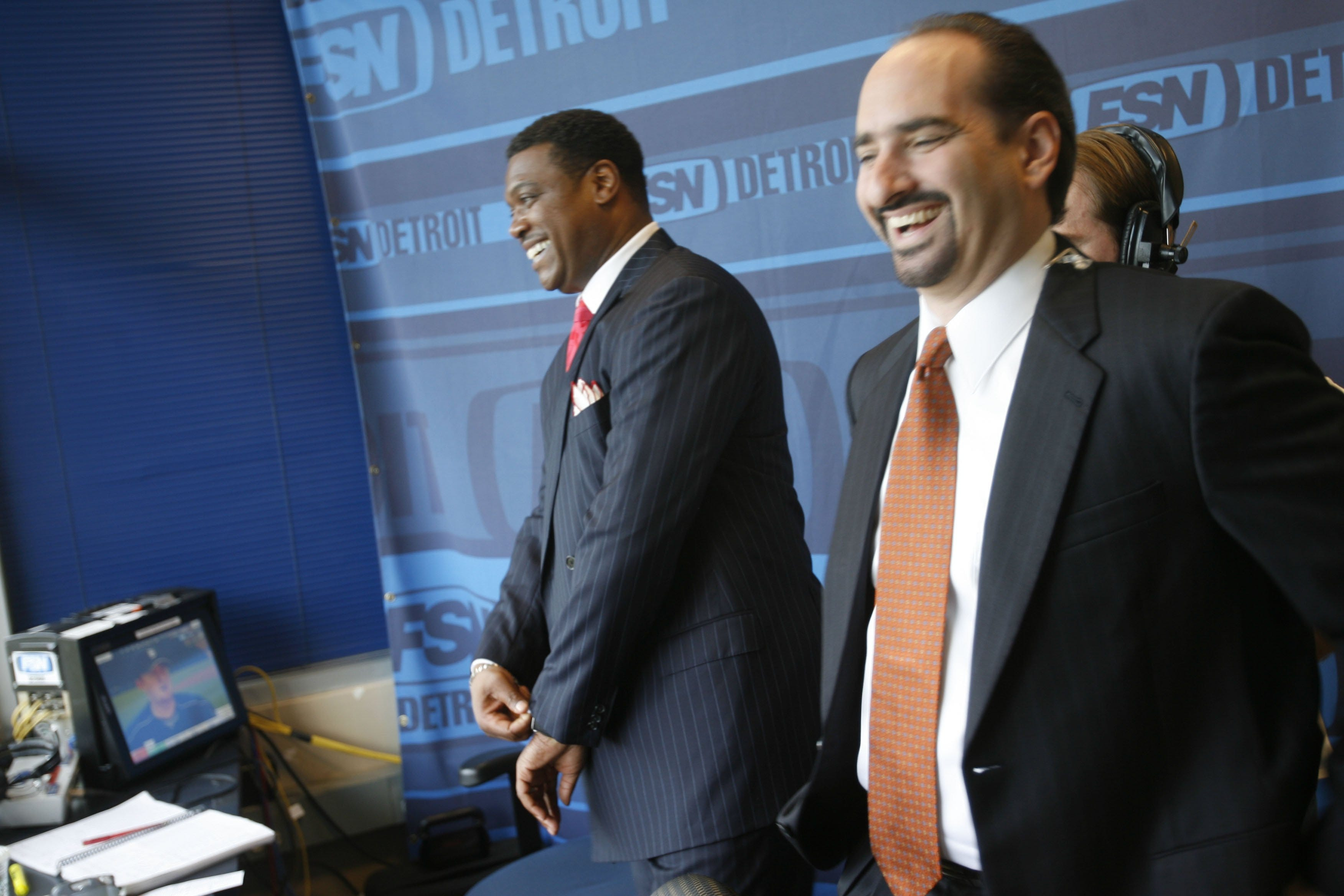 What really happened between Detroit Tigers announcers involved in altercation?