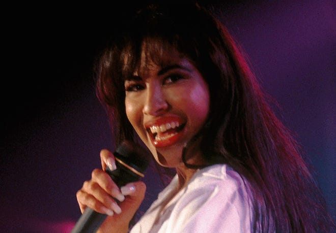 Selena Quintanilla-Pérez's music career began around age 9, when she became the lead singer of her family's band, Selena y los Dinos. She went on to become a Grammy winner, a top-selling artist, a fashion designer and even more: the Queen of Tejano music, one of the most beloved Mexican American singers.