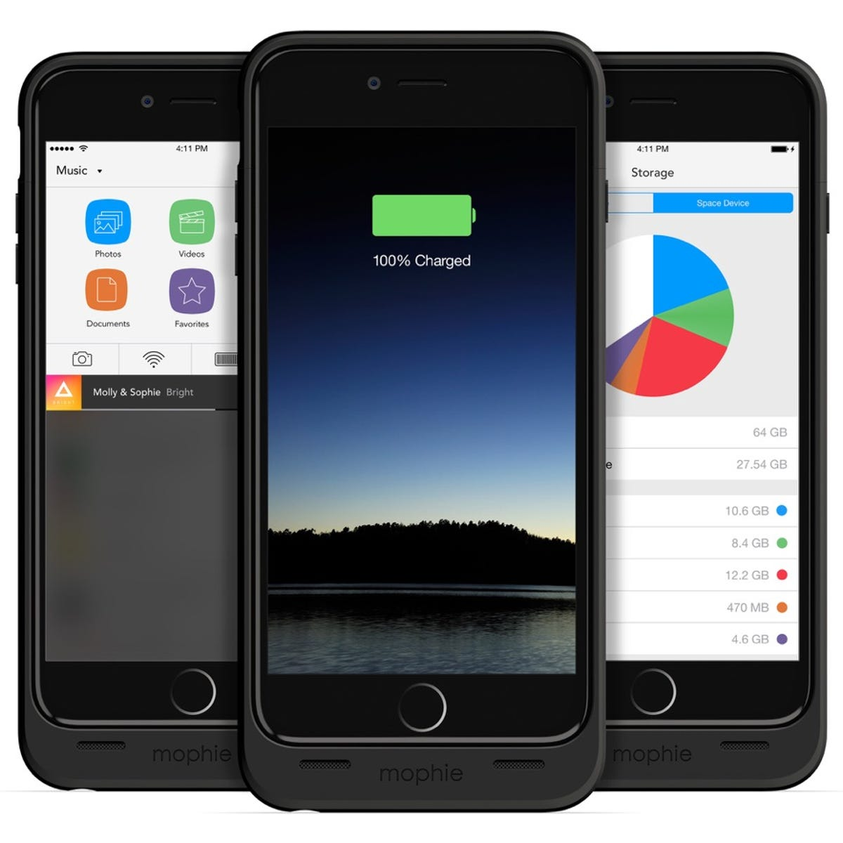 size 40 f46c0 30610 Mophie preps new Space storage cases, app
