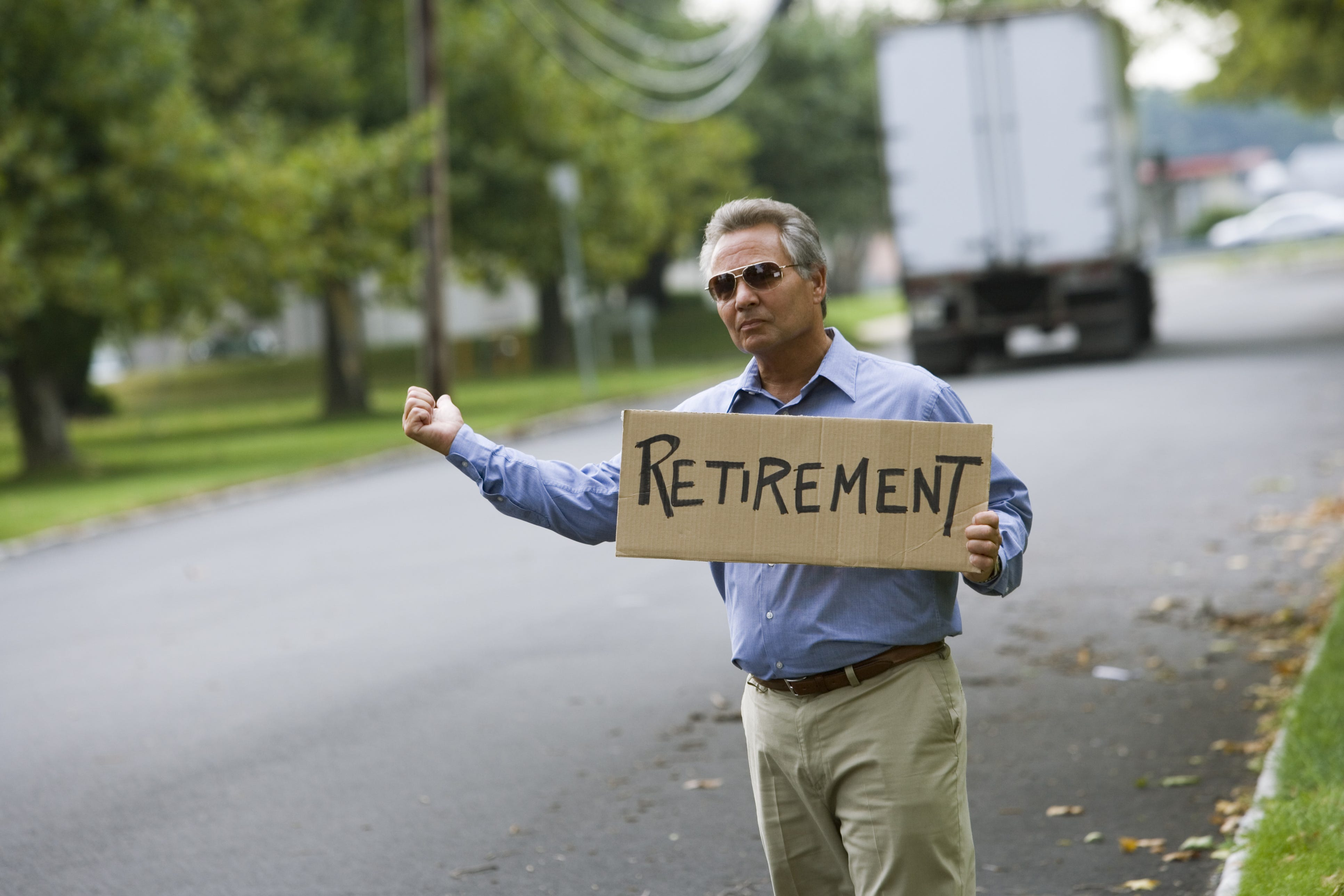 It's never too late to save for retirement