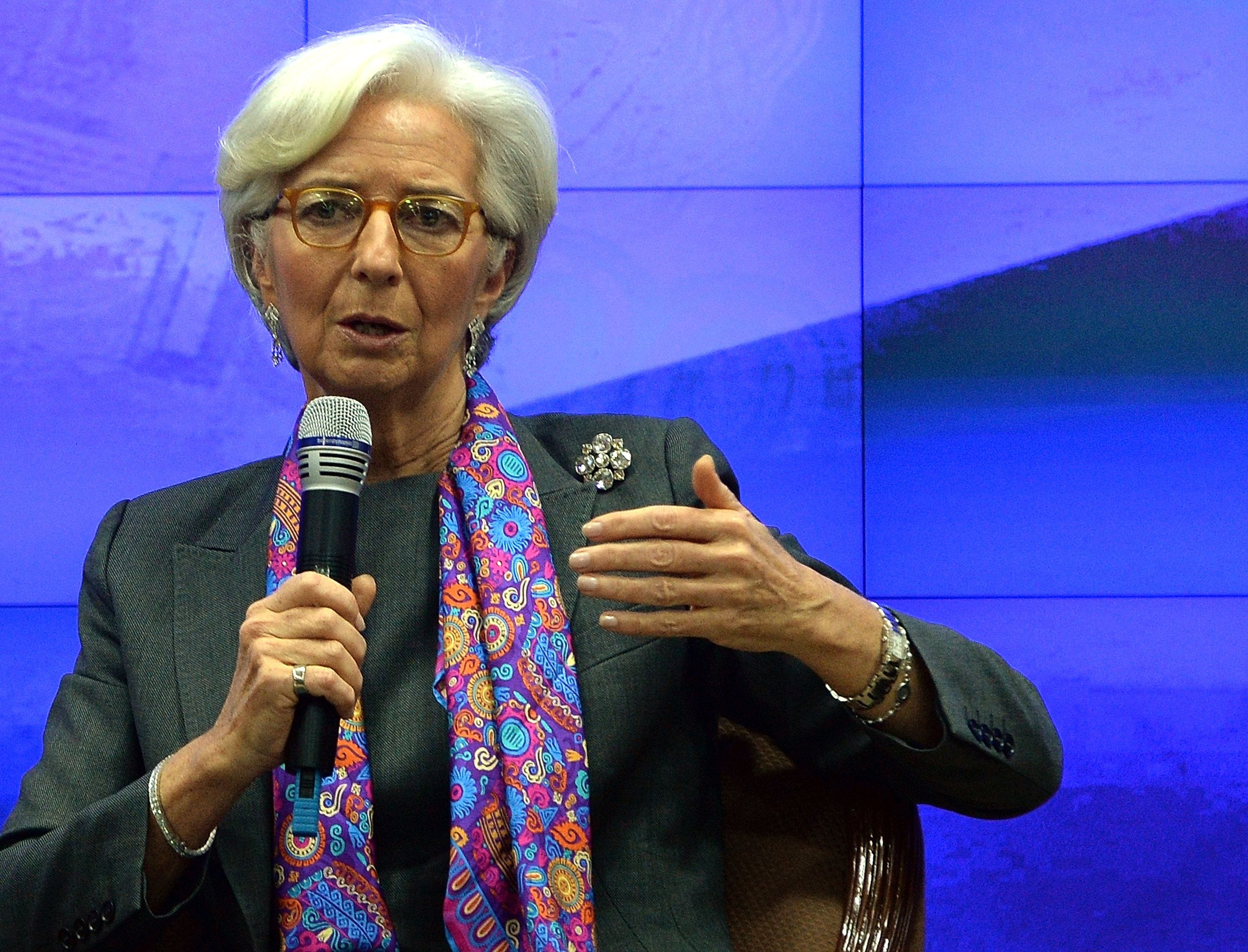 IMF's Lagarde: No payment delay for Greece
