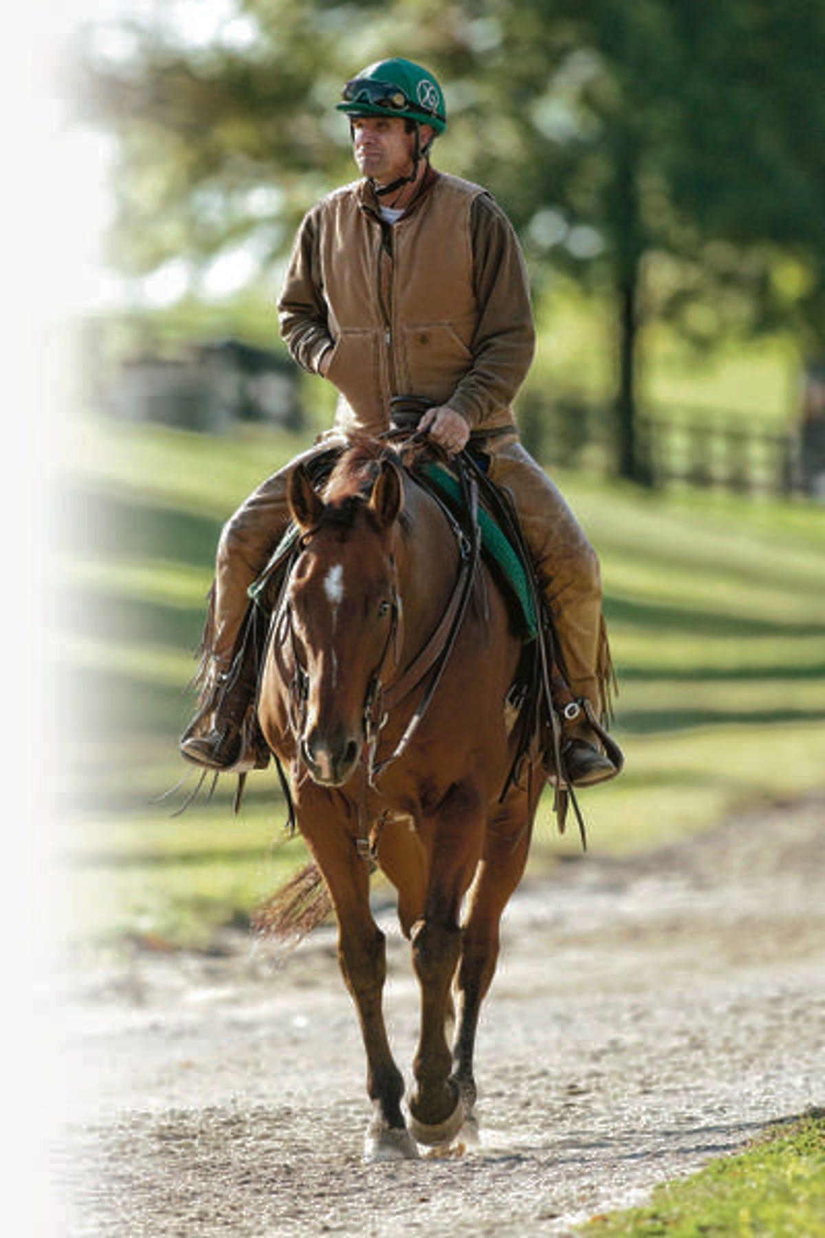Kentucky Derby 2015 | Trainer Kellyn Gorder suspended after horse