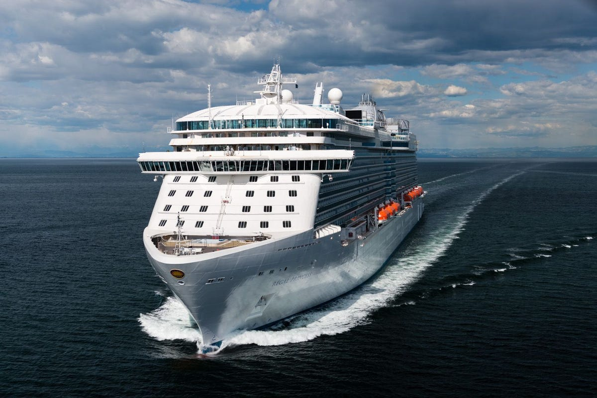 Princess Cruises touts new deal bringing free drinks on ships