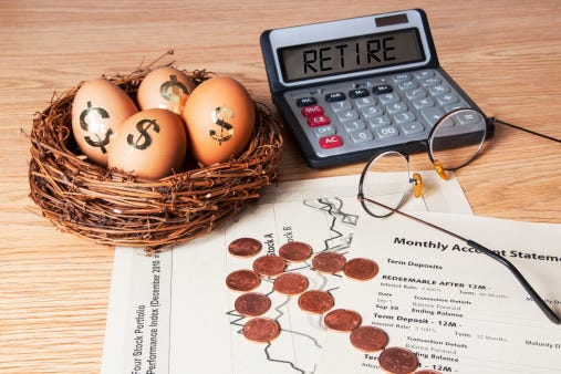 Retirement: How to navigate a rollover