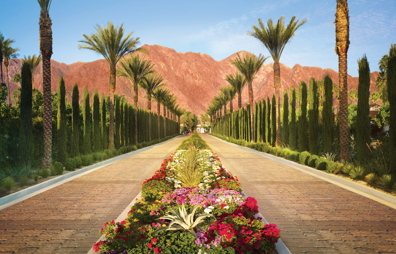Where did 'The Bachelorette' film this year? An inside look at La Quinta resort in Palm Springs, California