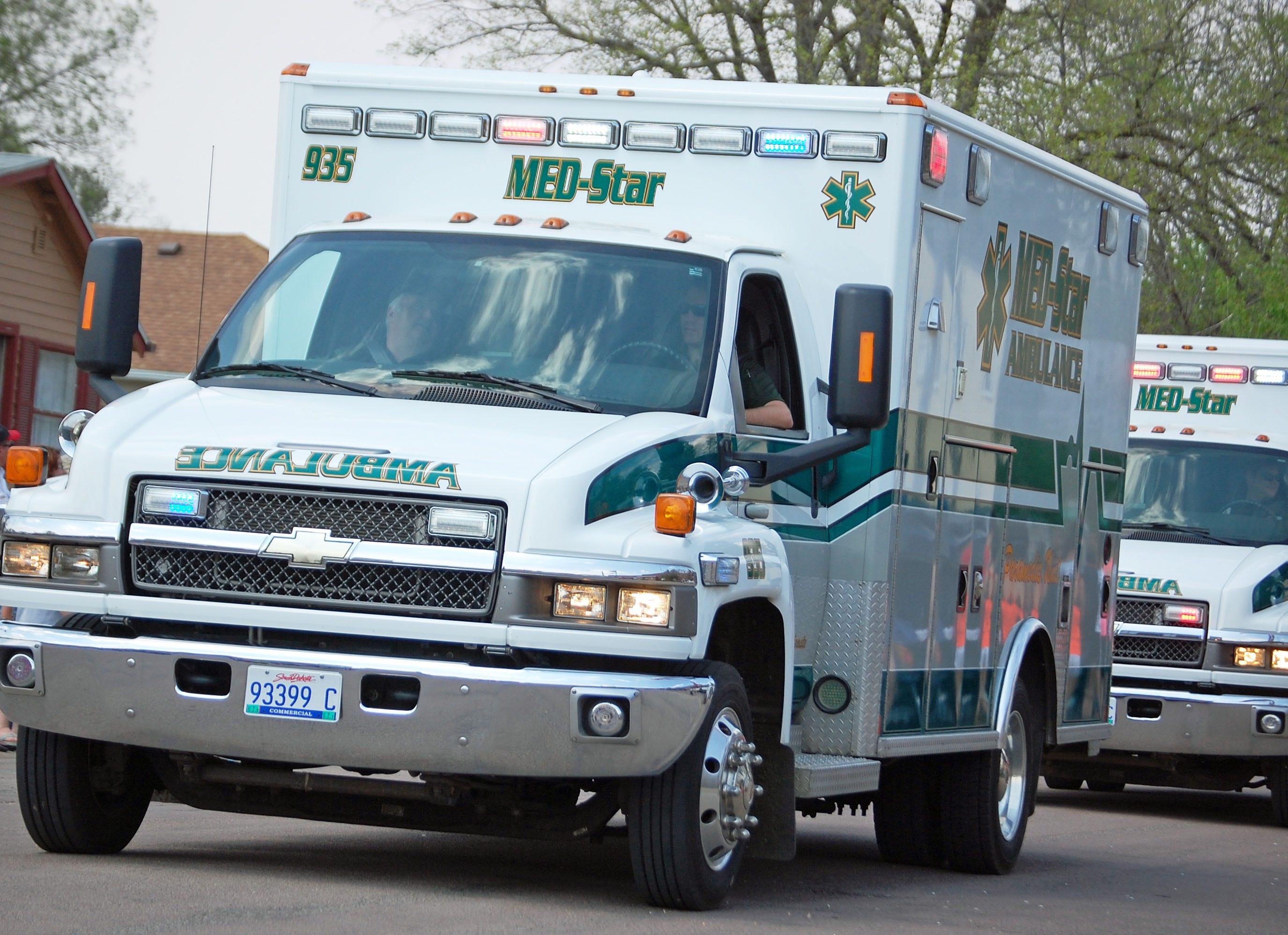 County considers improvements to rural ambulance system | Argus Leader