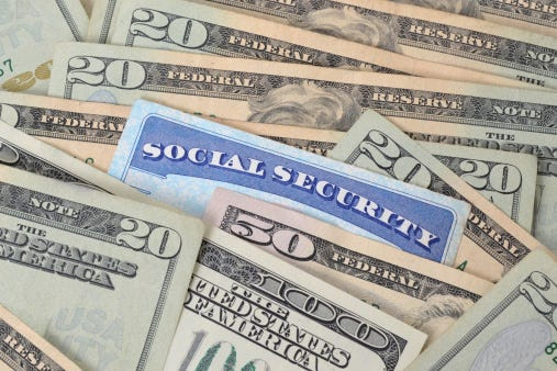 Study: Social Security in REALLY bad shape