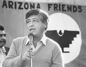 Best photos from the Republic's 125 years: In May 1972, Cesar Chavez, head of the United Farm Workers Union, started a fast to protest a new Arizona law that weakened the rights of farmworkers to improve working conditions and wages through unionization and strikes. As a result, the movement gained national attention.