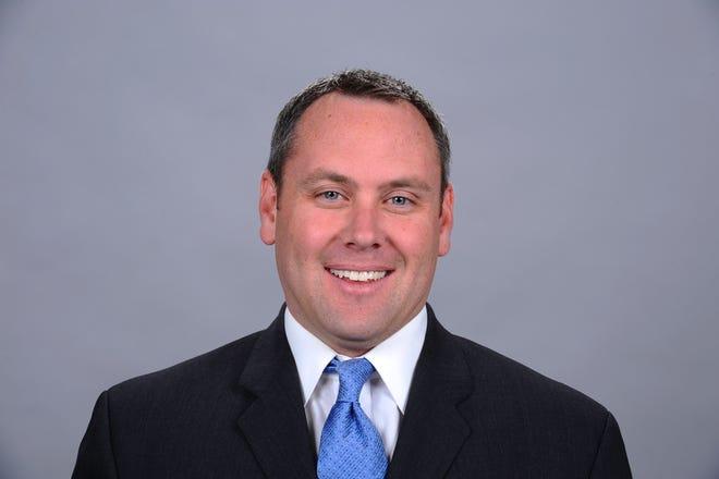 Lance Newmark, Detroit Lions front office executive.