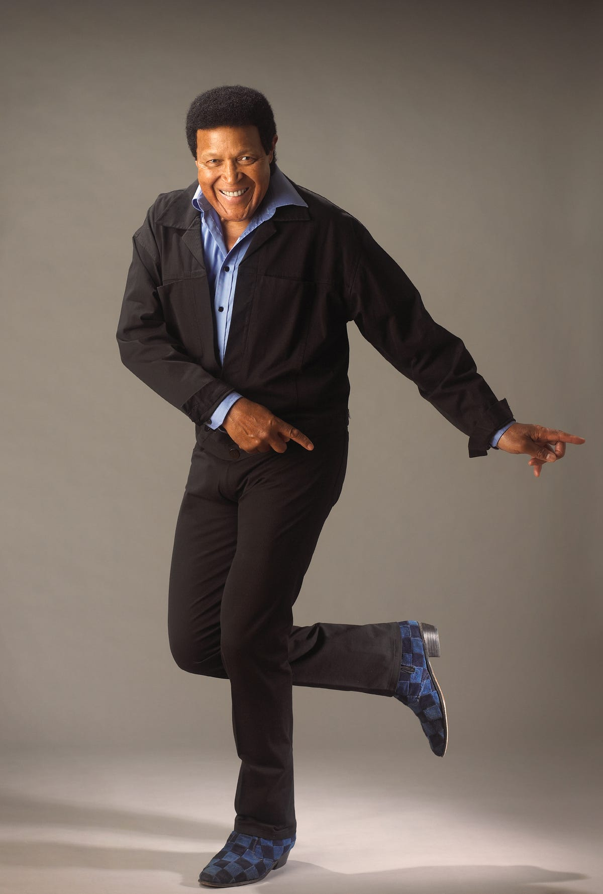 Rock Pioneer Chubby Checker At Tioga Downs On Saturday