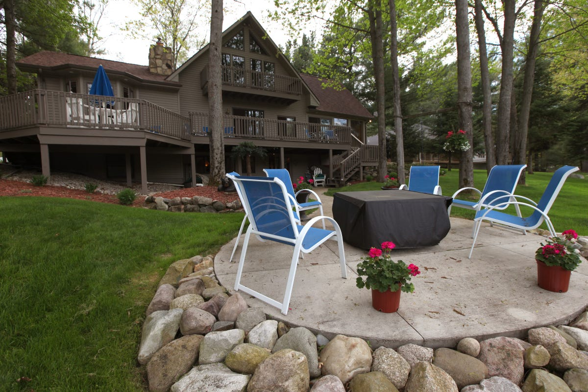 Michigan's summer cottage market is a tale of two coasts