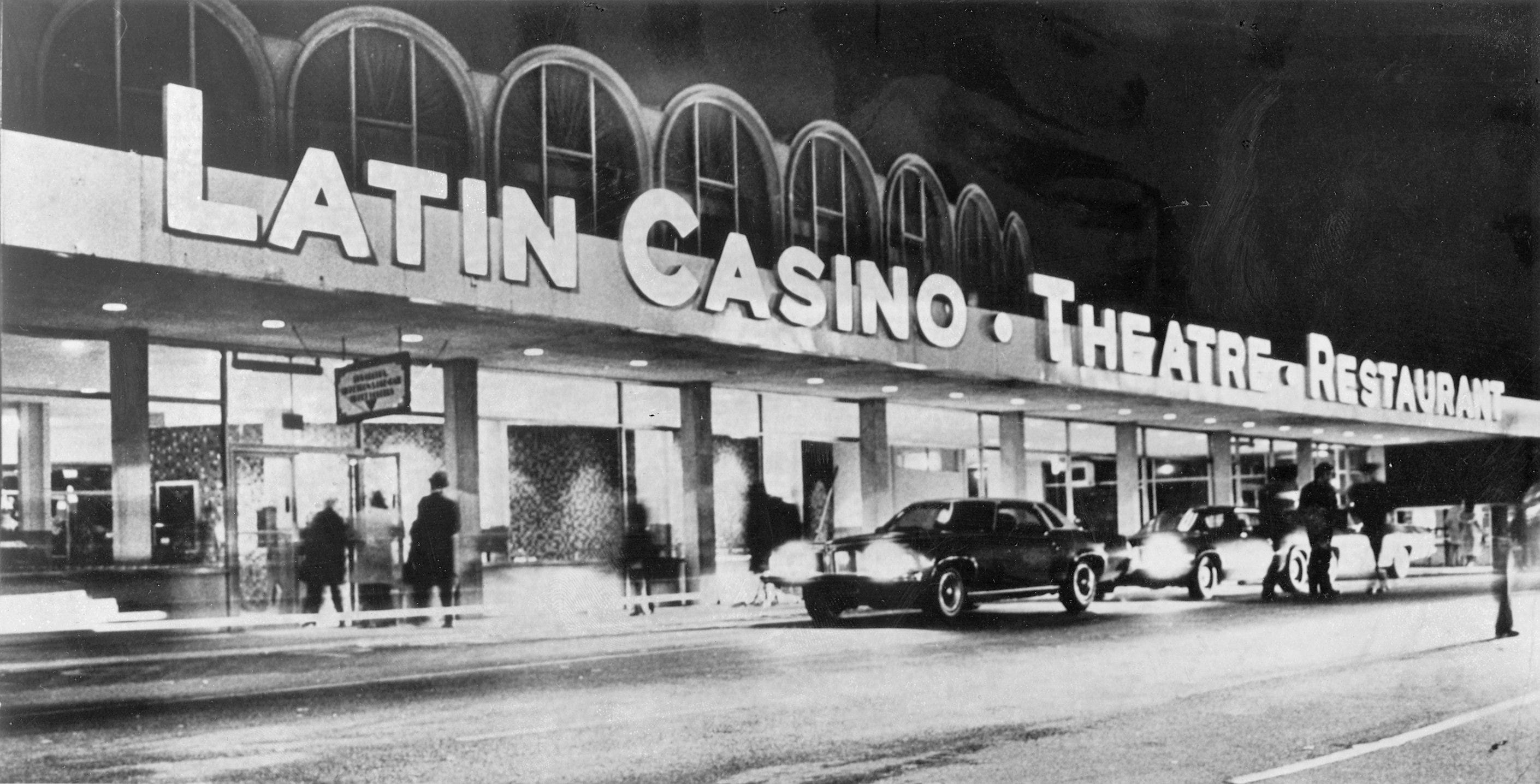 Everyone from Engelbert Humperdinck to The Supremes played the Latin Casino in Cherry Hill.  Many famous acts took the stage including Liberace.
