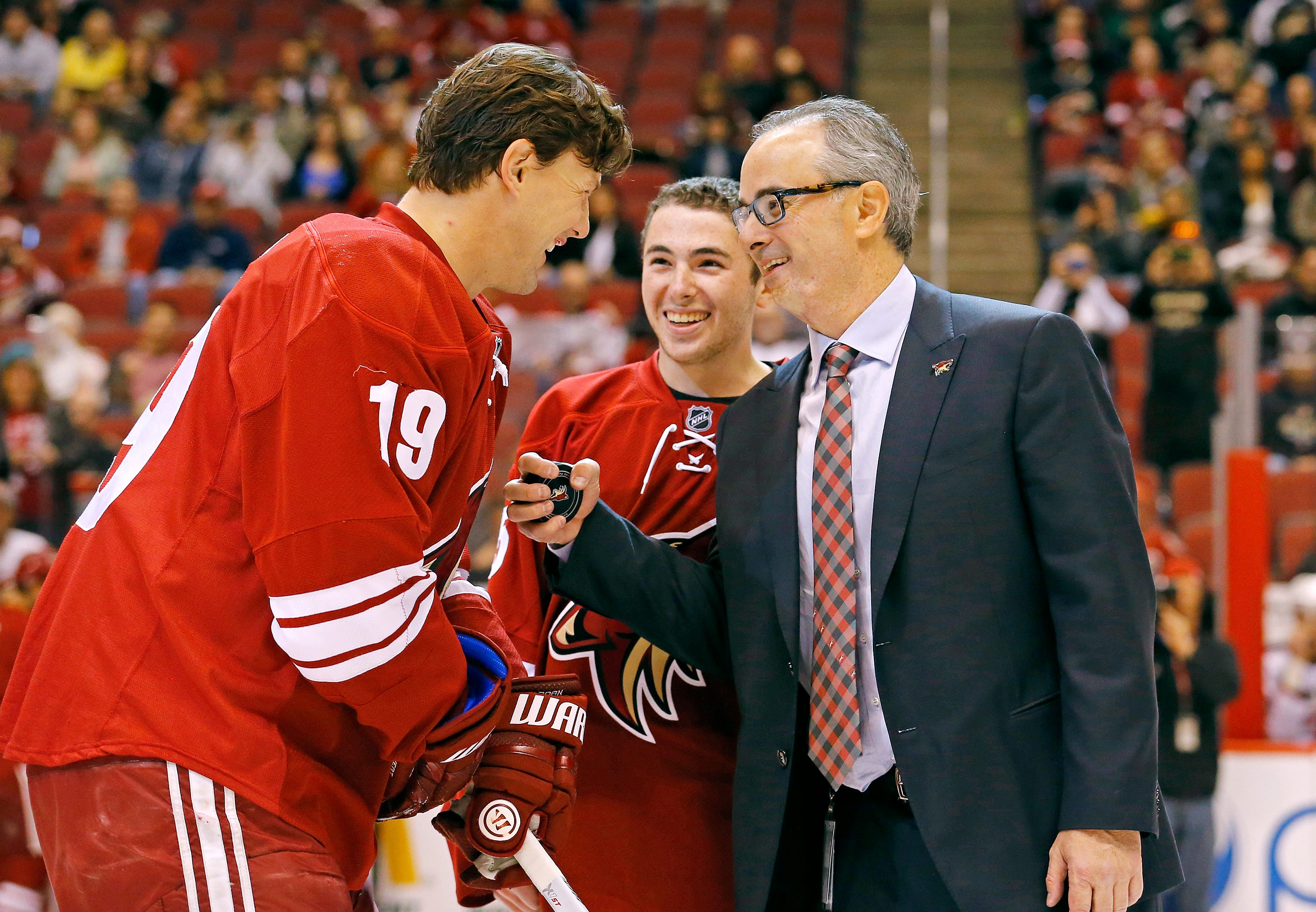 Moore: With a sole owner in place, here's a priority list for the Arizona Coyotes
