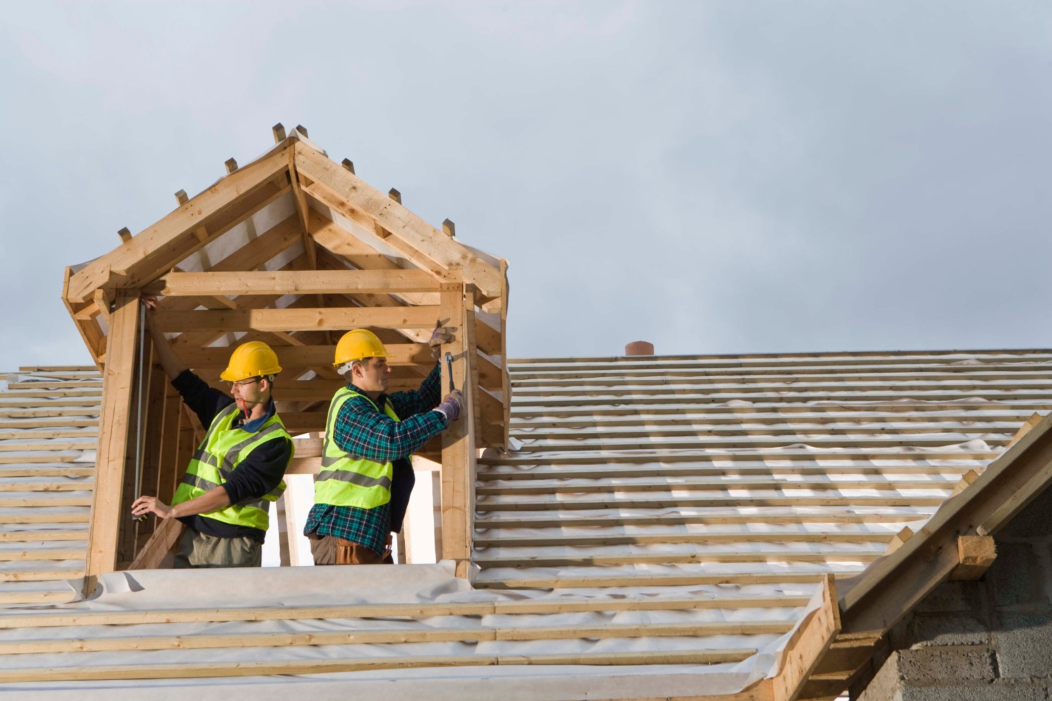 Housing starts fell in May after April surge