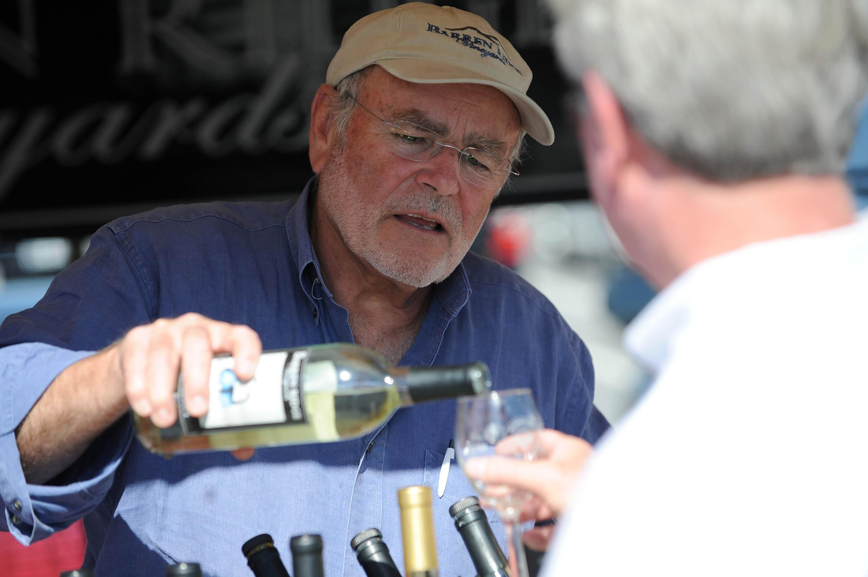 Local wine owner named president of growers association
